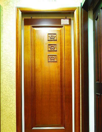 王品MC-17实木复合门