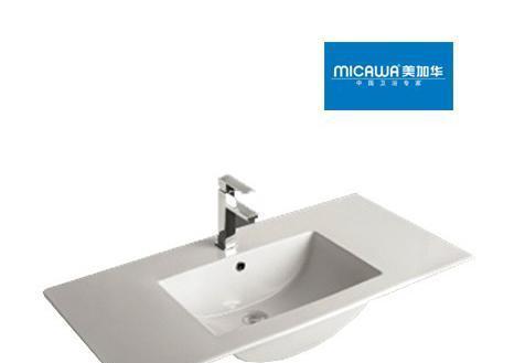 美加华M-4842艺术盆(方形设计)M-4842