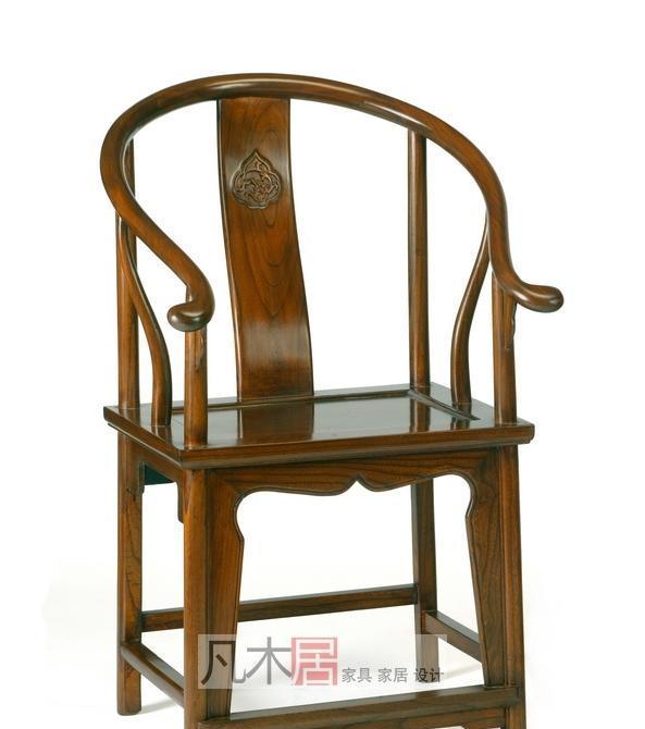 凡木居现代中式系列A2002大圈椅CT02A2002