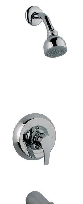 科勒-蒂亚 入墙式浴缸花洒龙头K-R12061TK-R12061T-CP/K-R1206..