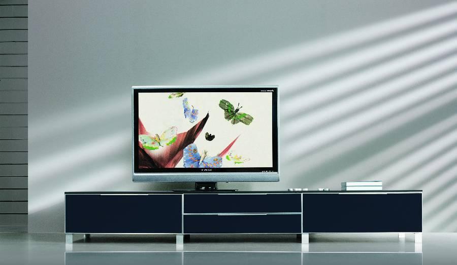 耐特利尔原橡木系列蓝色电视柜蓝色