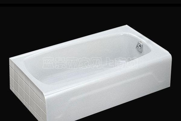 希富铸铁浴缸