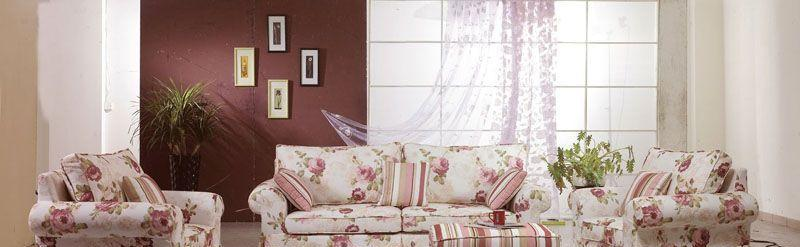 树之语田园美乐系列608全套沙发<br />608
