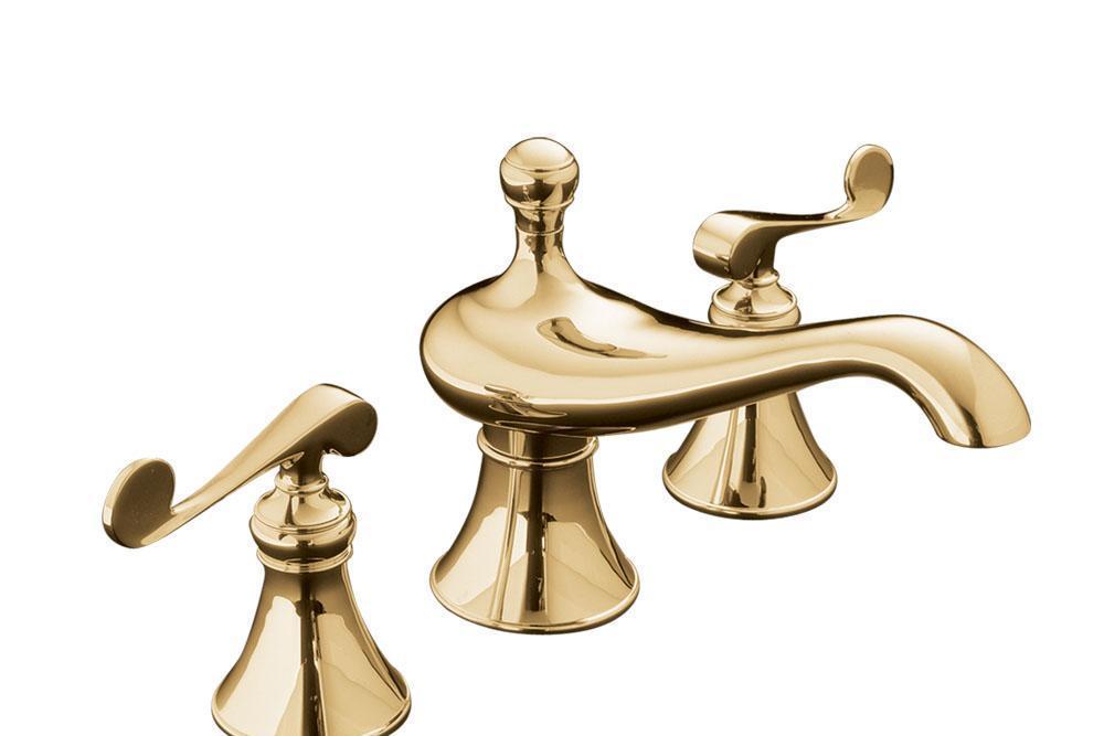 科勒-丽依华 缸边式浴缸龙头K-8664-1-AFK-8664-1-AF