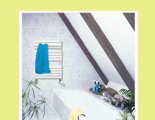 适佳CRW卫浴弯接系列CRWE-400*800散热器